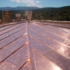 Cubiertas Segovia - Cubiertas - Cobre - Modelo cobre