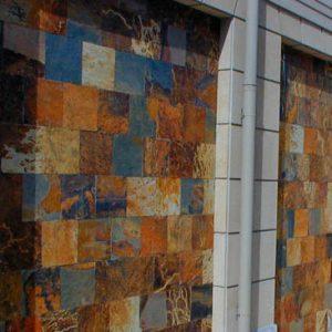 Cubiertas Segovia - Piedras regulares - Varios modelos: Multi - color