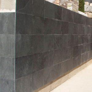 Cubiertas Segovia - Piedras regulares - Varios modelos: Negra grafito