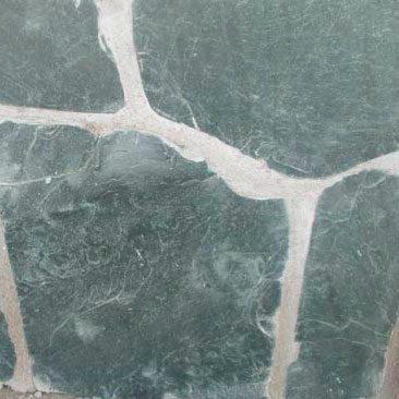 Cubiertas Segovia - Piedras irregulares: Filita gris - verdosa