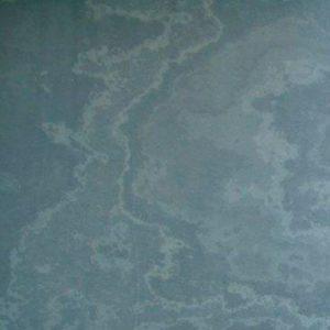 Cubiertas Segovia - Piedras regulares - Celeste: Pulida