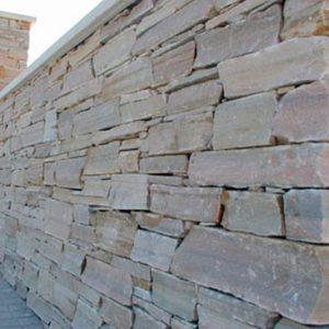 Cubiertas Segovia - Manpostería - Encementado: Blanco