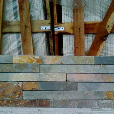 Manpostería - Premontados - Paneles: Rojo ó multi - color