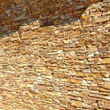 Cubiertas Segovia - Manpostería - Varios modelos: Dorada