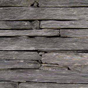 Cubiertas Segovia - Manpostería - Varios modelos: Gris negro