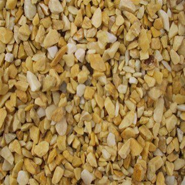 Cubiertas Segovia - Jardinería - Triturados: Amarillo
