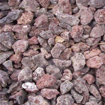 Cubiertas Segovia - Jardinería - Triturados: Volcánico