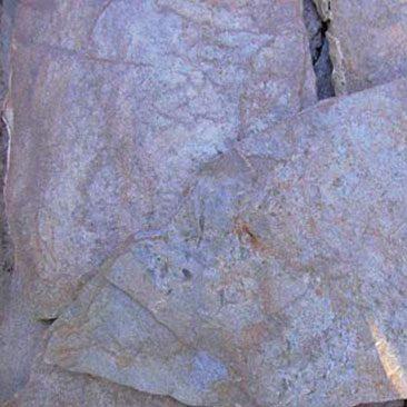 Cubiertas Segovia - Piedras irregulares: Cuarcita oro rústica
