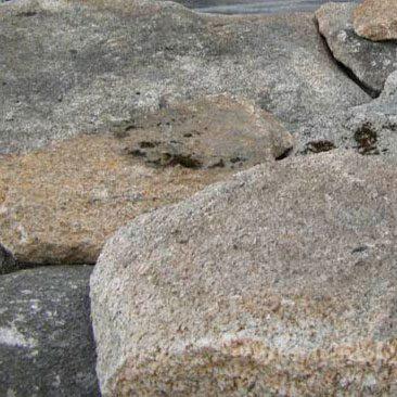 Cubiertas Segovia - Piedras irregulares: Piedra musgo