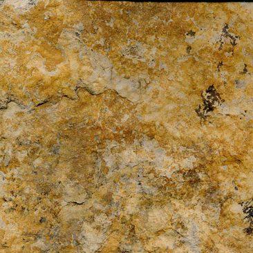 Cubiertas Segovia - Piedras regulares - Cuarcita Dorada: Natural