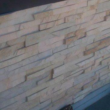 Cubiertas Segovia - Manpostería - Premontado: Enresinado blanco