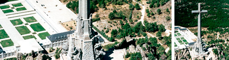 valle-caidos-emplomado-brazos-cruz-cubiertas-segovia